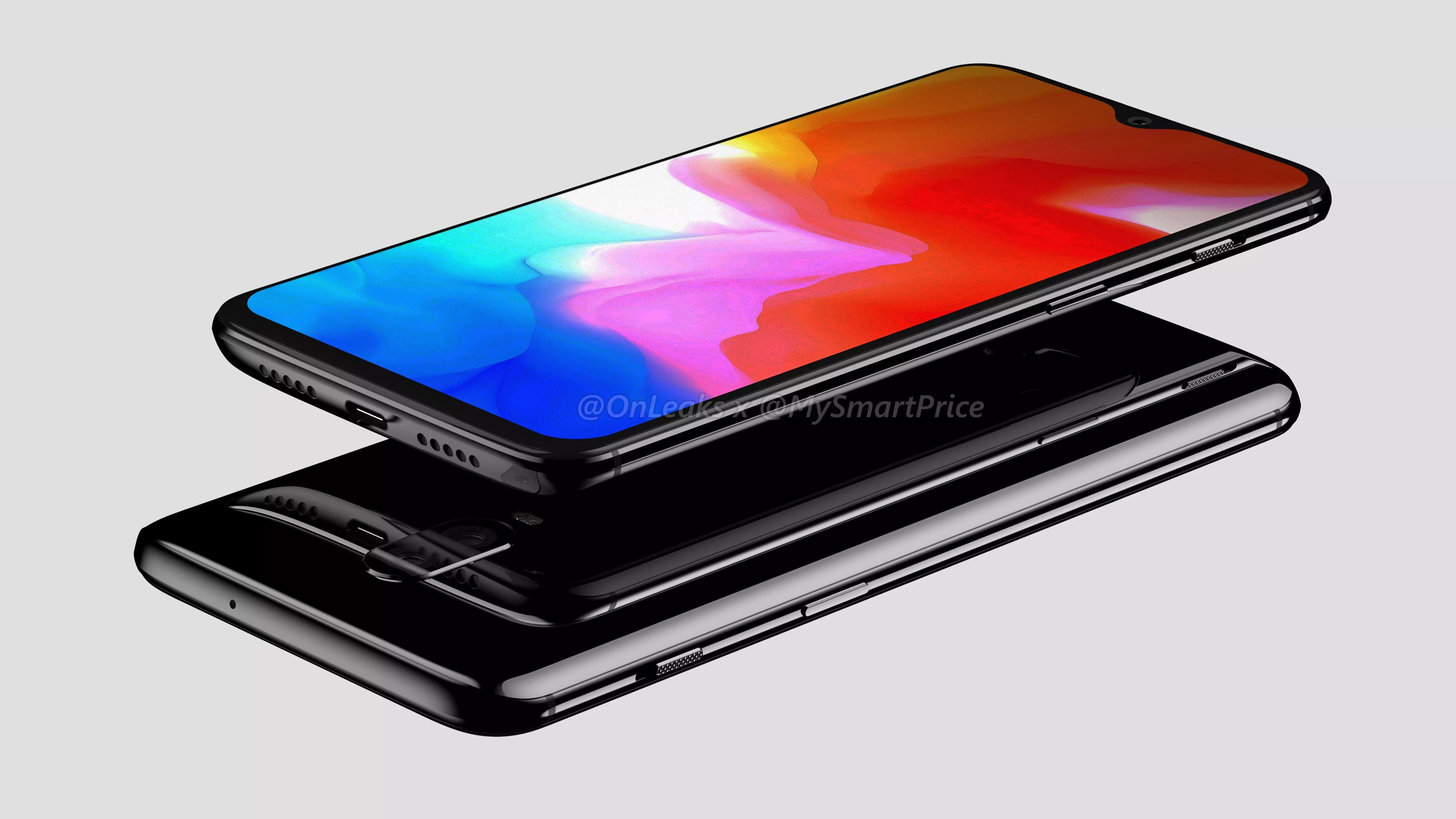Tabletowo.pl Oto pełna specyfikacja OnePlus 6T. Czy smartfon może nas czymś jeszcze zaskoczyć? Android OnePlus Plotki / Przecieki Smartfony