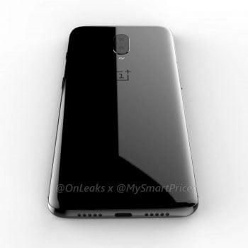 Tabletowo.pl Oto OnePlus 6T w całej okazałości. Albo się zakochacie, albo odwrócicie wzrok rozczarowani Android OnePlus Plotki / Przecieki Smartfony