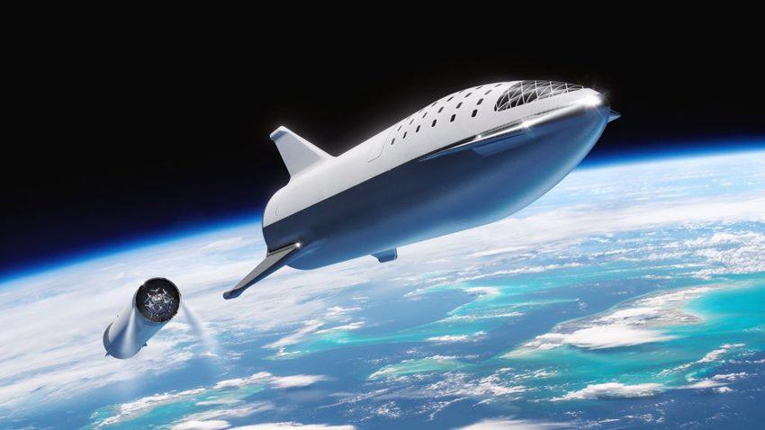 Tabletowo.pl Już wiemy, kto odbędzie lot dookoła Księżyca ze SpaceX Nowości Technologie