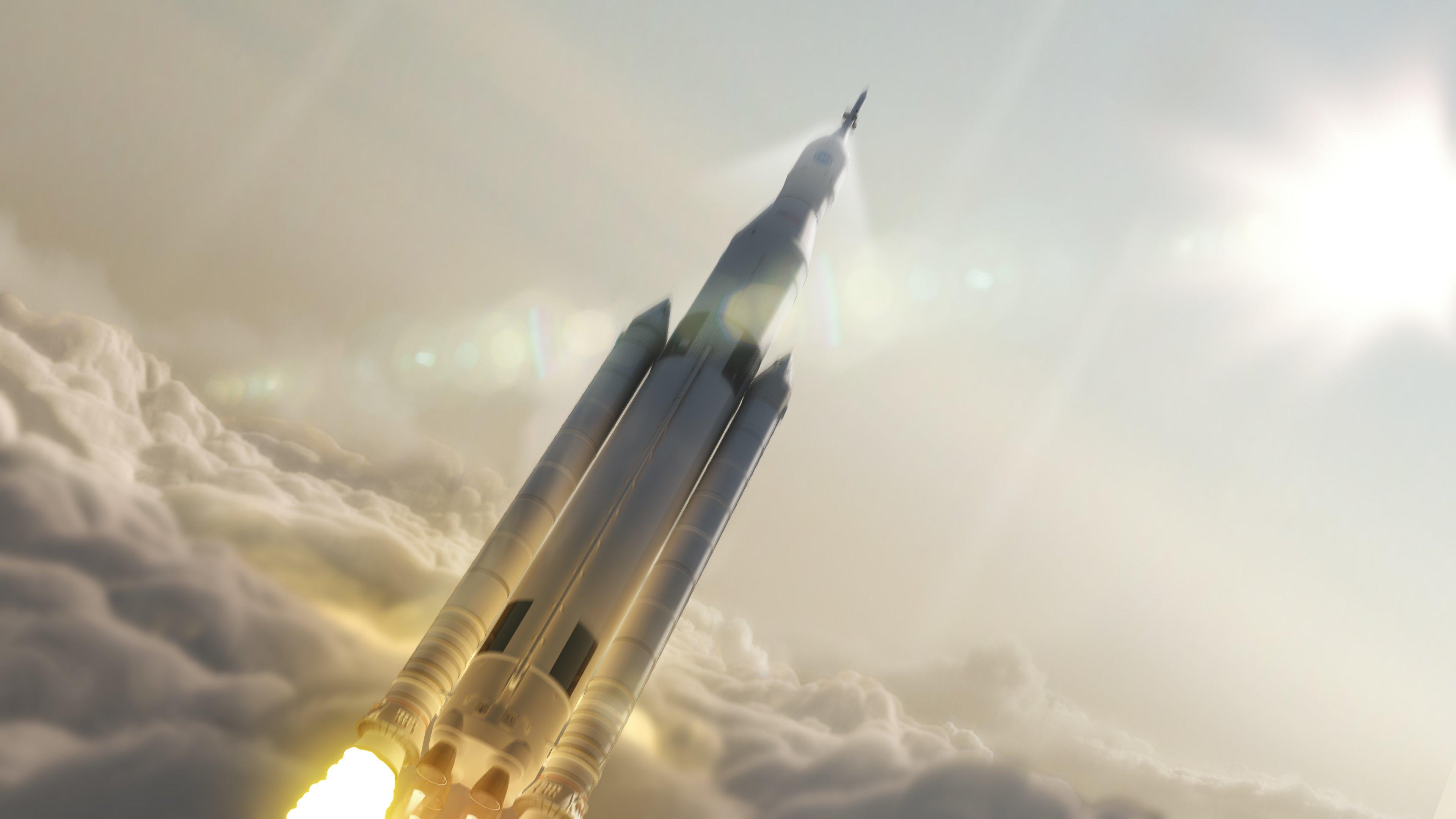 Stany Zjednoczone chcą utworzyć Space Force, czyli pierwszy oddział do walki w kosmosie 21
