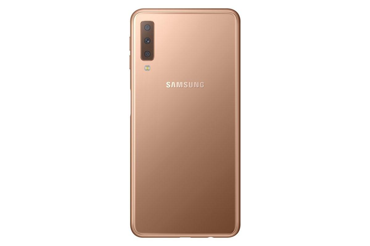 Tabletowo.pl Oto on - Samsung Galaxy A7 2018 trafił do sprzedaży w Polsce Android Nowości Samsung Smartfony