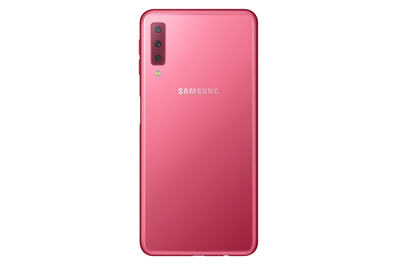 Tabletowo Oto pierwszy smartfon Samsunga z potr³jnym aparatem Galaxy A7 Nowości Samsung Smartfony