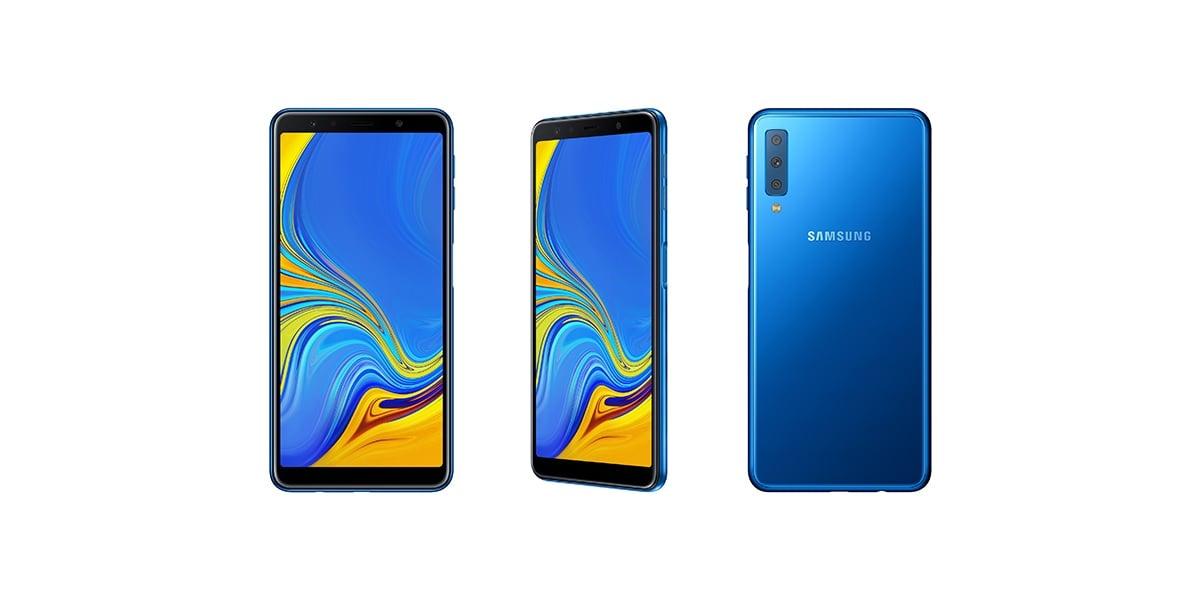 Tabletowo.pl Galaxy A7 trafi do sprzedaży w Polsce już 28 września. Cena może być atrakcyjna, Samsung szykuje też gratis Android Samsung Smartfony