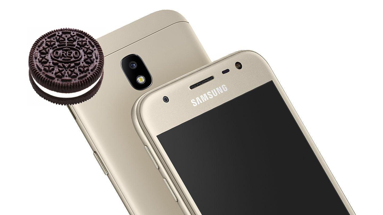 Samsung Galaxy J3 2017 dostaje aktualizację do Androida 8.0 Oreo i Samsung Experience 9.0 16