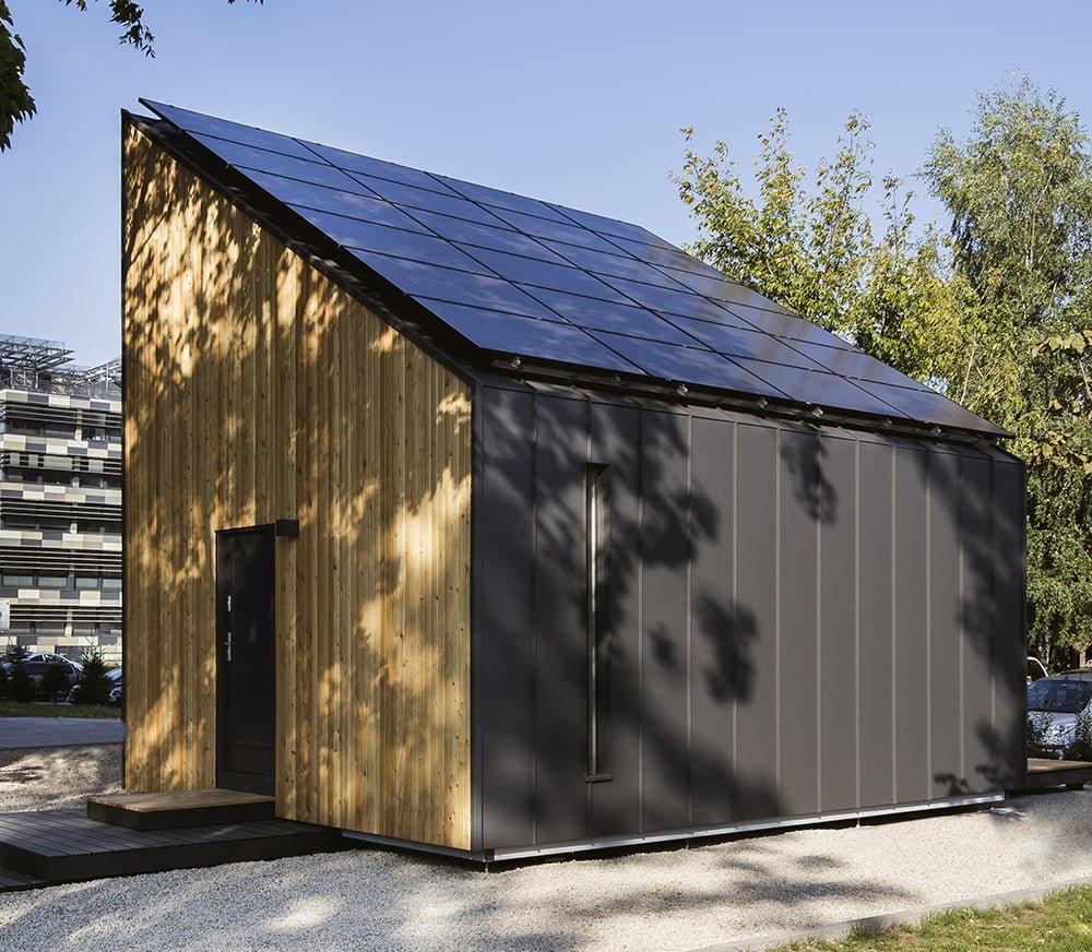 Polska firma stworzyła dom, który kosztuje 150 tysięcy złotych i można postawić go w trzy dni 14