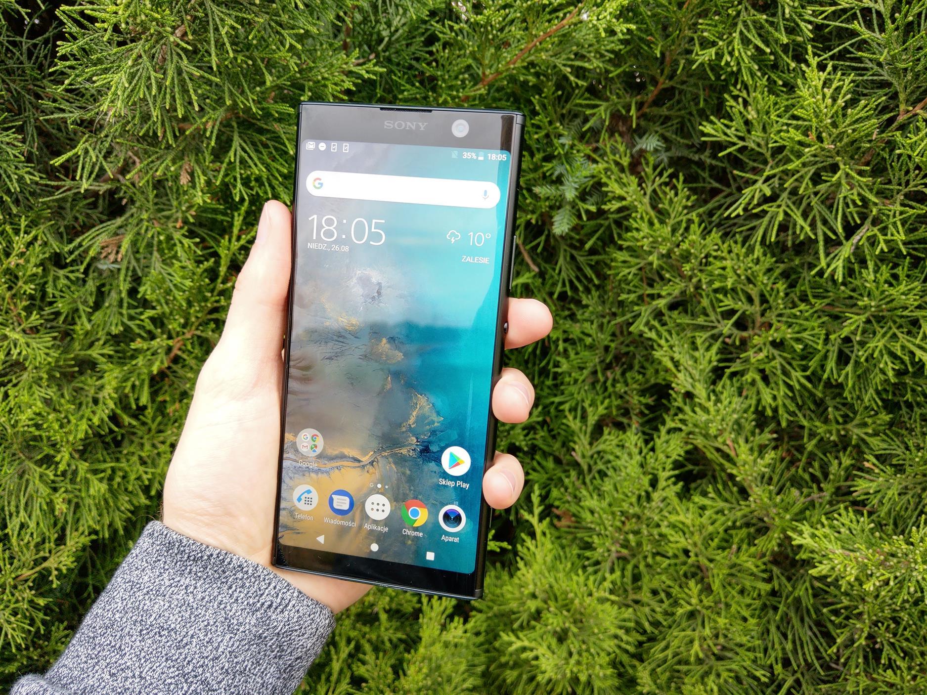 Recenzja Sony Xperia XA2 Plus. To dobry smartfon, ale nie zabrakło kilku rozczarowań 21