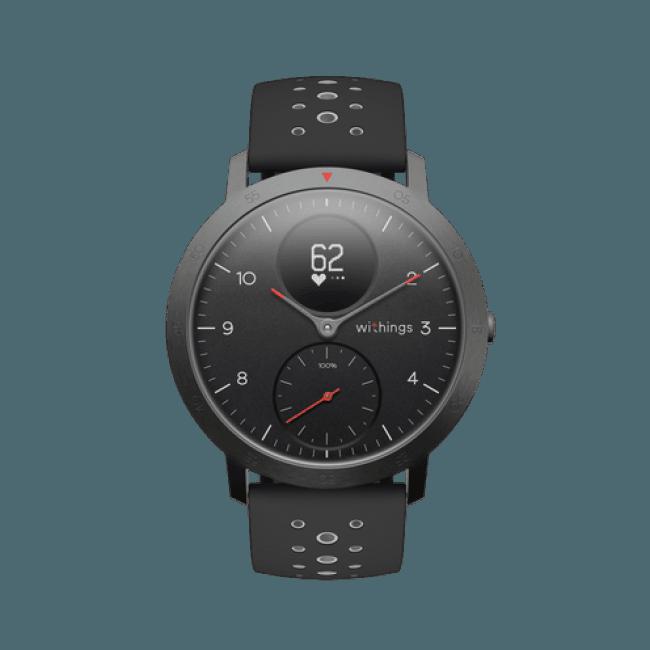 Tabletowo.pl Wydawało mi się, że ta marka już się nie podniesie. Withings wprowadza na rynek hybrydowy zegarek Steel HR Sport Nowości Wearable