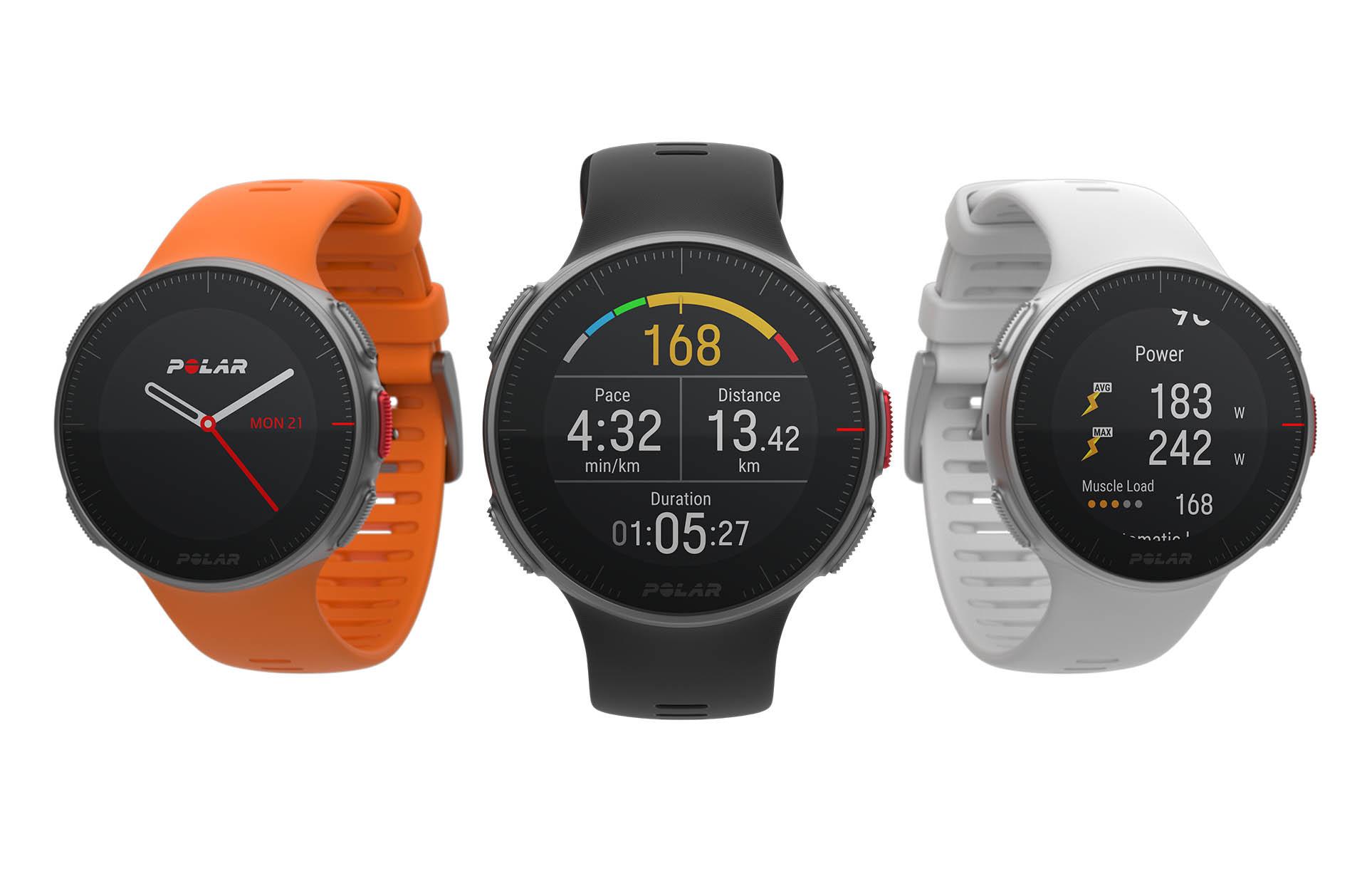 Nowe smartwatche sportowe od Polara. Vantage V i M to sprzęt dla biegaczy 21