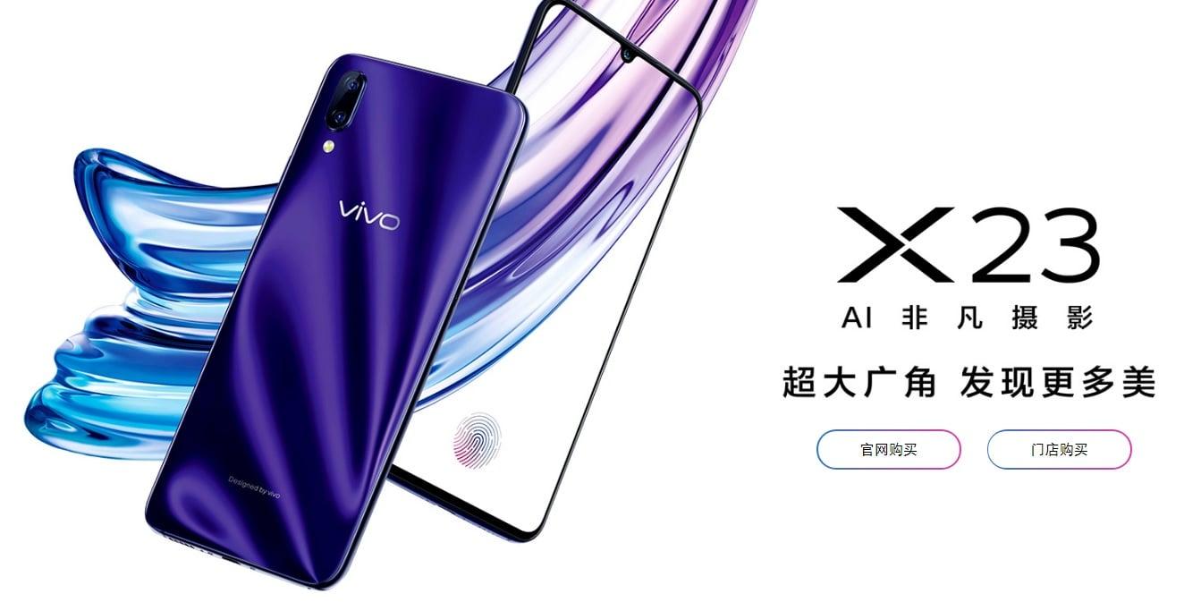 Ach, jak żałuję, że smartfony Vivo nie są dostępne w Polsce - ten nowy Vivo X23 też jest świetny 19