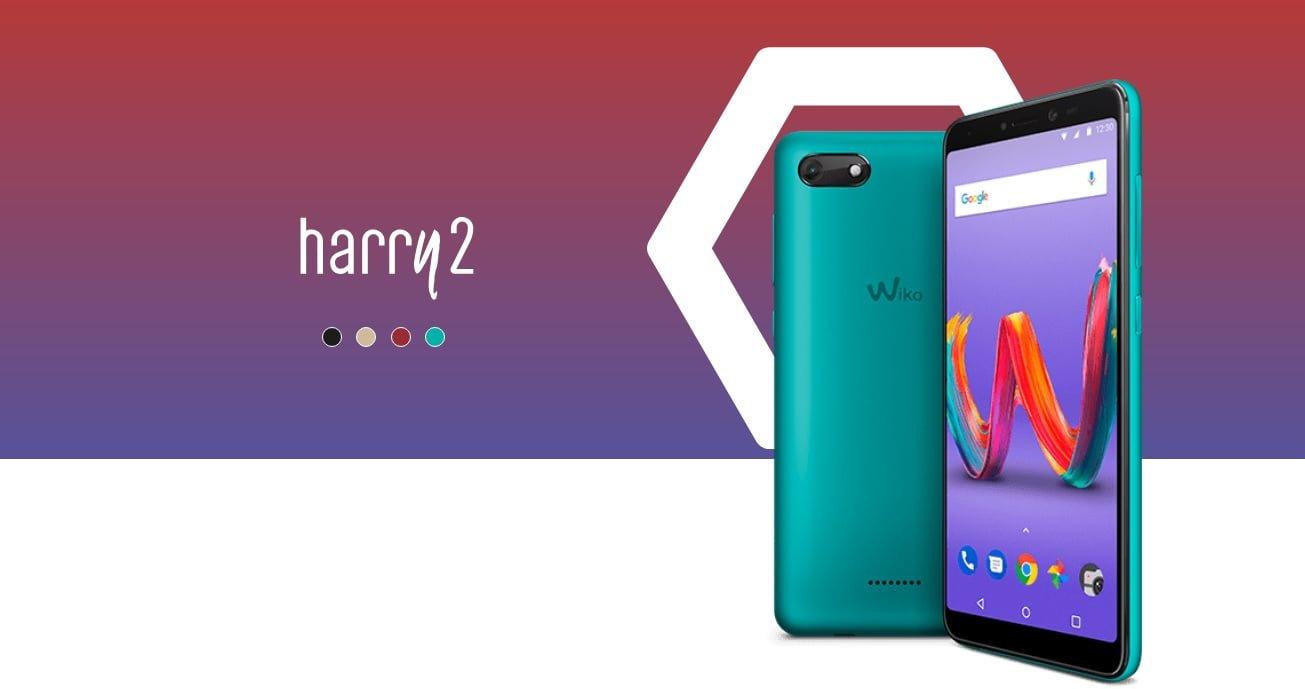 Specyfikacja Wiko Harry 2 nie wyrwie Was z kapci, ale taki smartfon też jest potrzebny na rynku 18