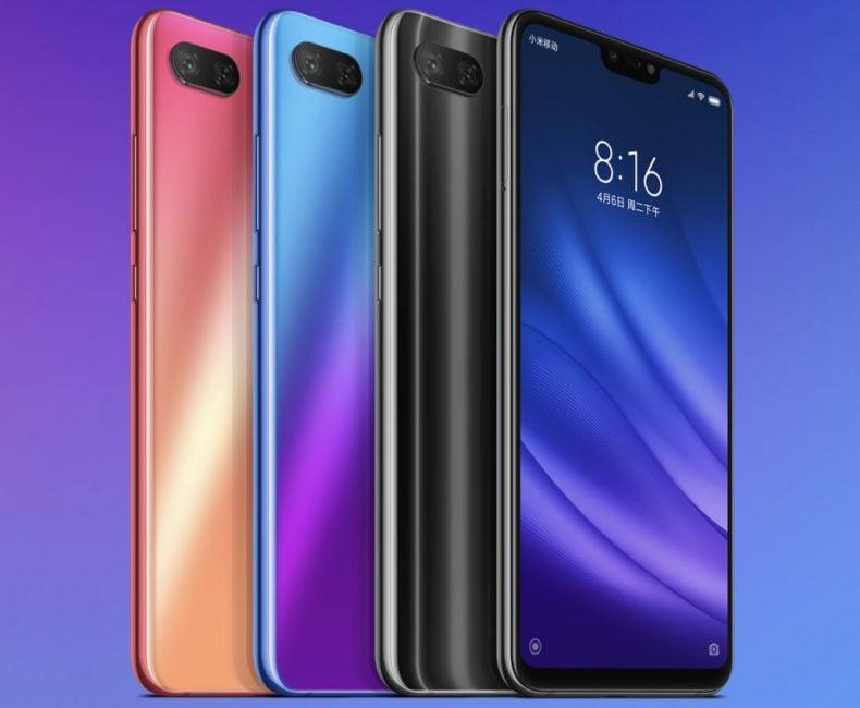 Tabletowo.pl Choose your pink fighter. Xiaomi prezentuje nowe odmiany modelu Mi 8: Lite i Pro Nowości Smartfony Xiaomi