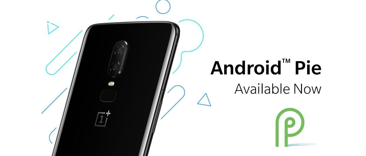 Tabletowo.pl OnePlus 6 dostaje aktualizację do Androida 9.0 Pie i OxygenOS 9.0 Aktualizacje Android OnePlus Smartfony