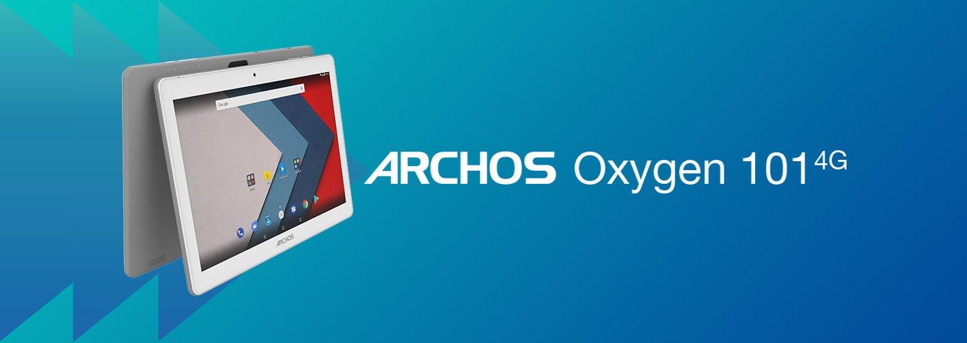 Francuska fantazja na IFA 2018: tablet z bezprzewodowym ładowaniem Archos Oxygen 101 4G oraz stacja ładująca będąca głośnikiem 19