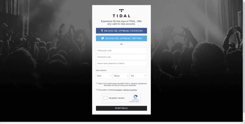 Tabletowo.pl Muzyczna promocja: Spotify i Tidal w wersjach Premium do wyrwania za darmo! Kultura Promocje