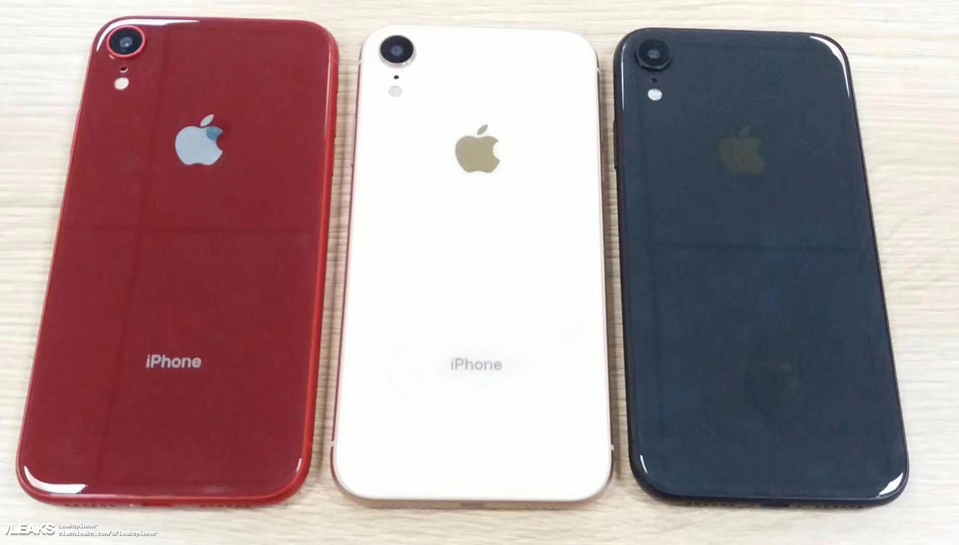 Tak będą się nazywać tegoroczne iPhone'y - niespodzianka jest i jej nie ma 20