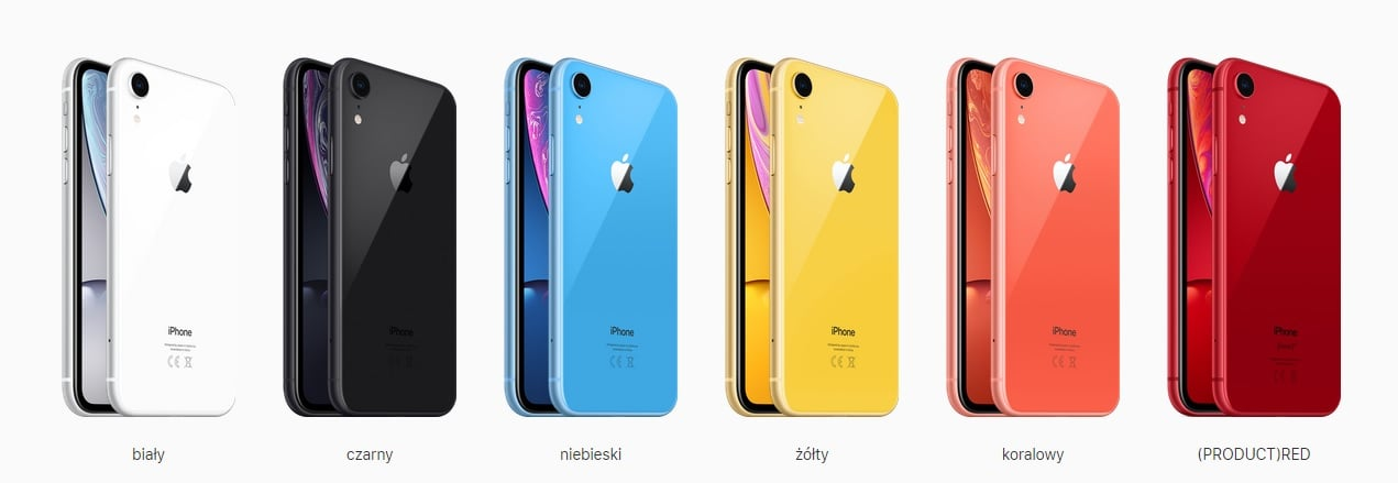Znamy polskie ceny iPhone'a XR, iPhone'a XS i iPhone'a XS Max
