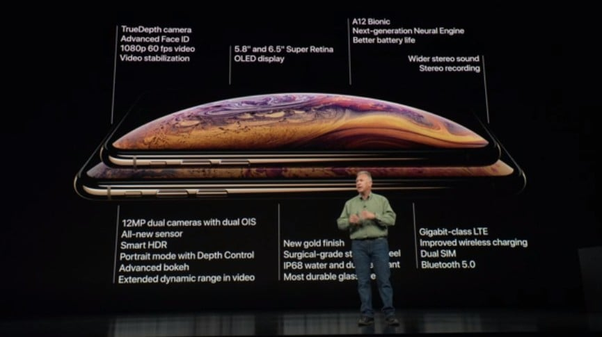 Tabletowo.pl iPhone XS i iPhone XS Max nowymi królami w ofercie Apple. Widać, że marka stawia na smartfony premium Apple iOS Nowości Smartfony