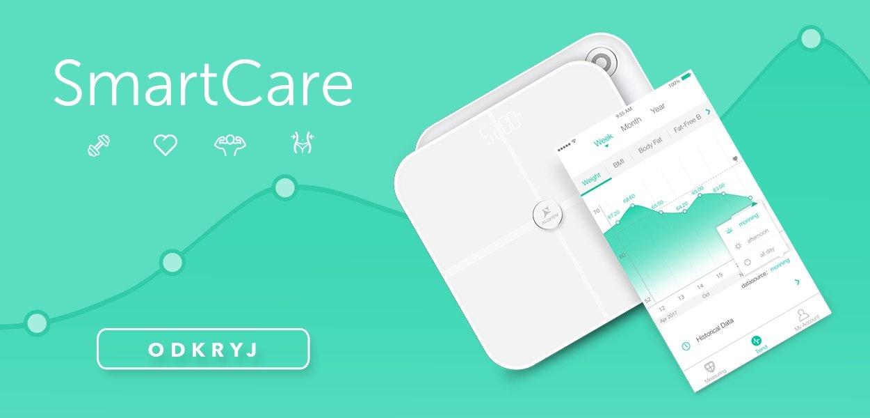 Obowiązkowa pozycja dla miłośników zdrowego stylu życia: inteligentna waga Allview SmartCare 22