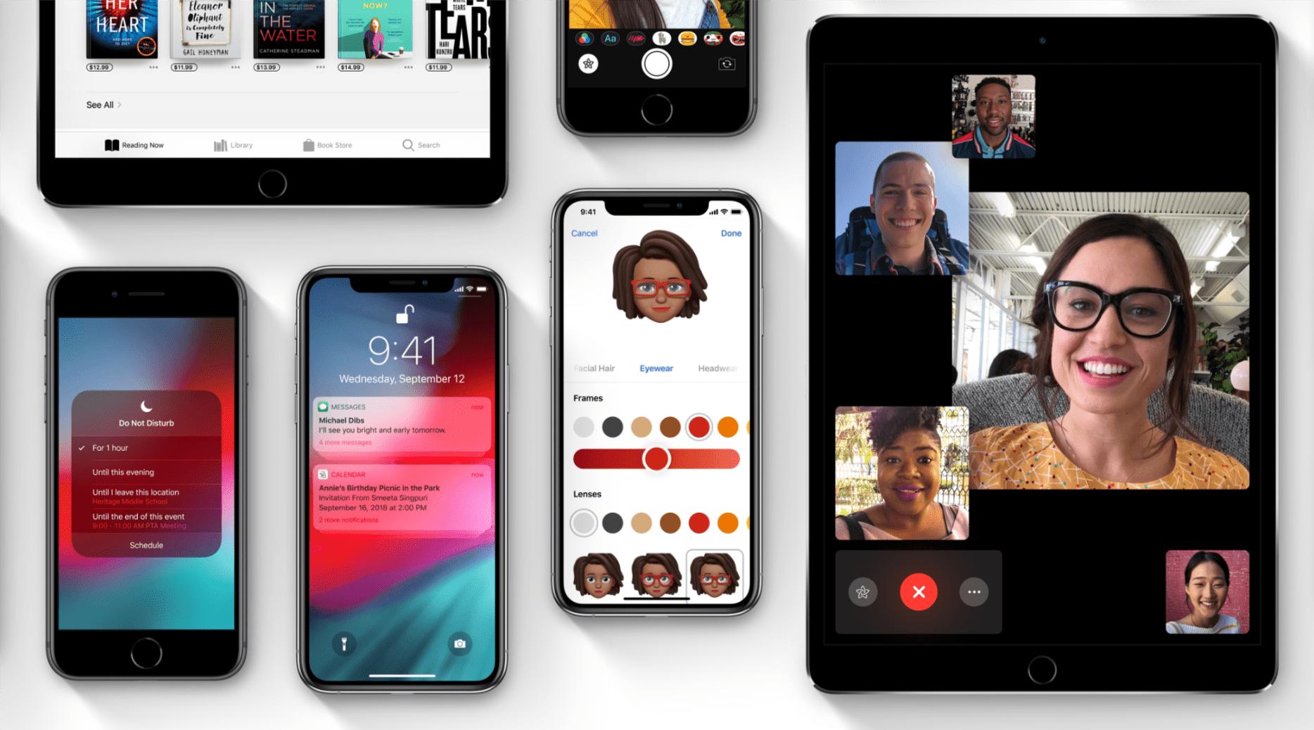 Tabletowo.pl Apple udostępnia aktualizację do iOS 12.1.1 Aktualizacje Apple iOS Smartfony Tablety