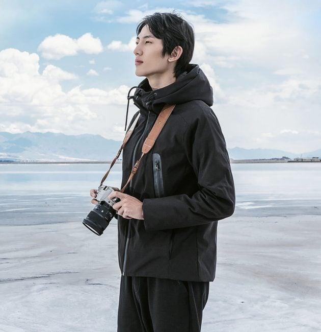 Tabletowo.pl Xiaomi wprowadza do sprzedaży... kurtkę ogrzewaną powerbankiem! Chińskie Ciekawostki Xiaomi