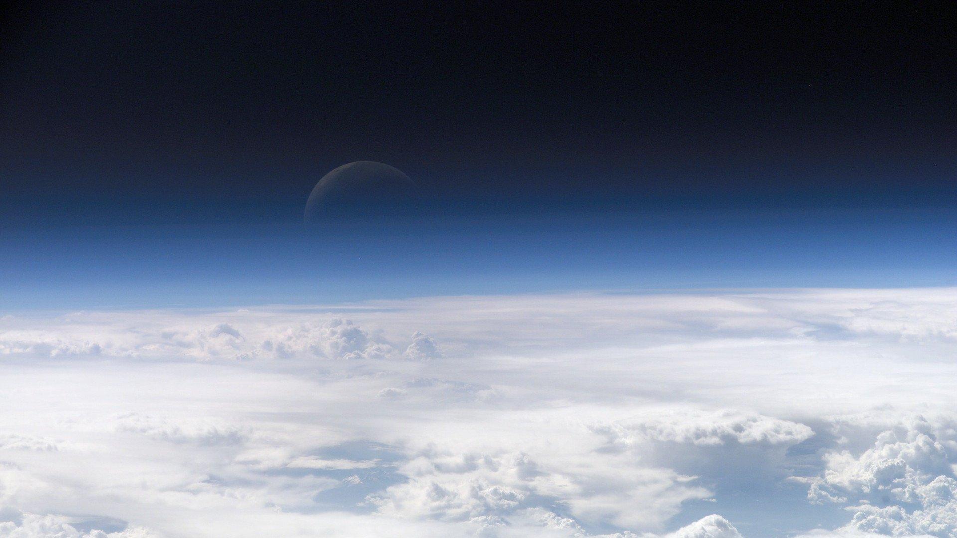 ziemska atmosfera