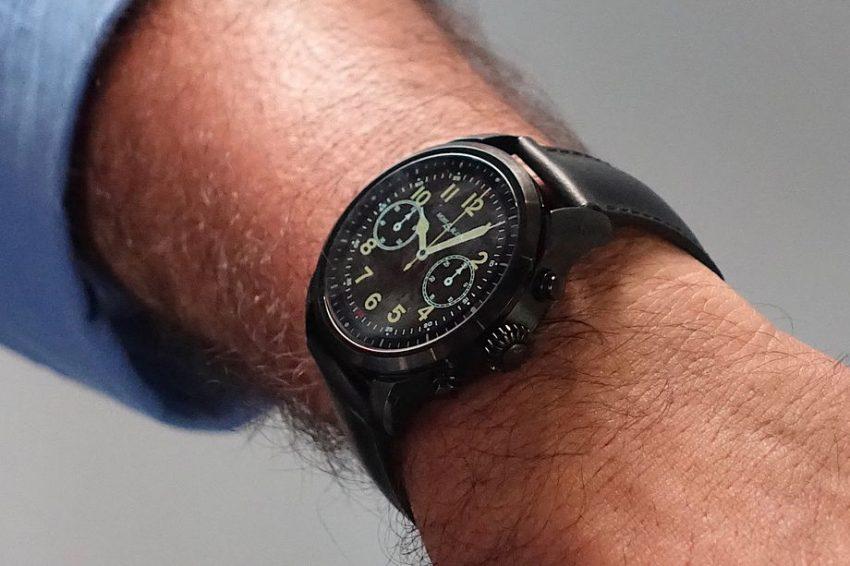 Tabletowo.pl Oto pierwszy smartwatch ze Snapdragonem Wear 3100, którego... raczej nie kupisz! Nowości Qualcomm Sprzęt Wearable
