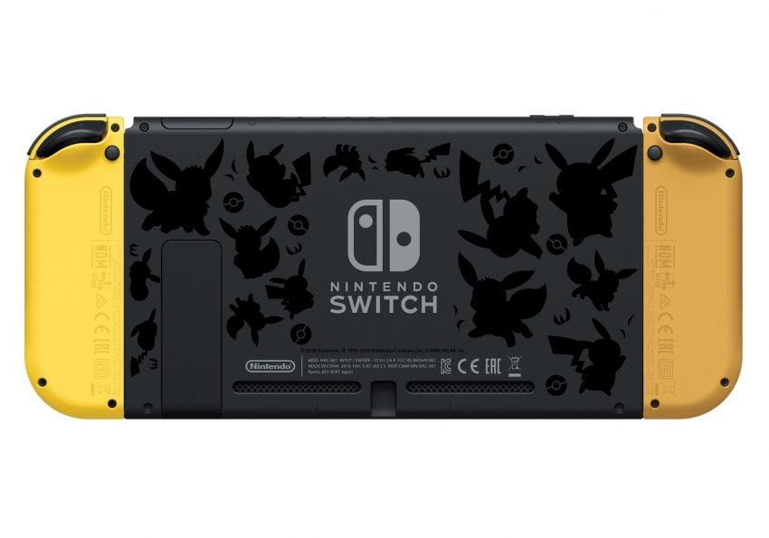 Tabletowo.pl Jak powstrzymać się przed zakupem specjalnej edycji Nintendo Switch dla gry Pokemon Let's Go? Gry Technologie Zapowiedzi