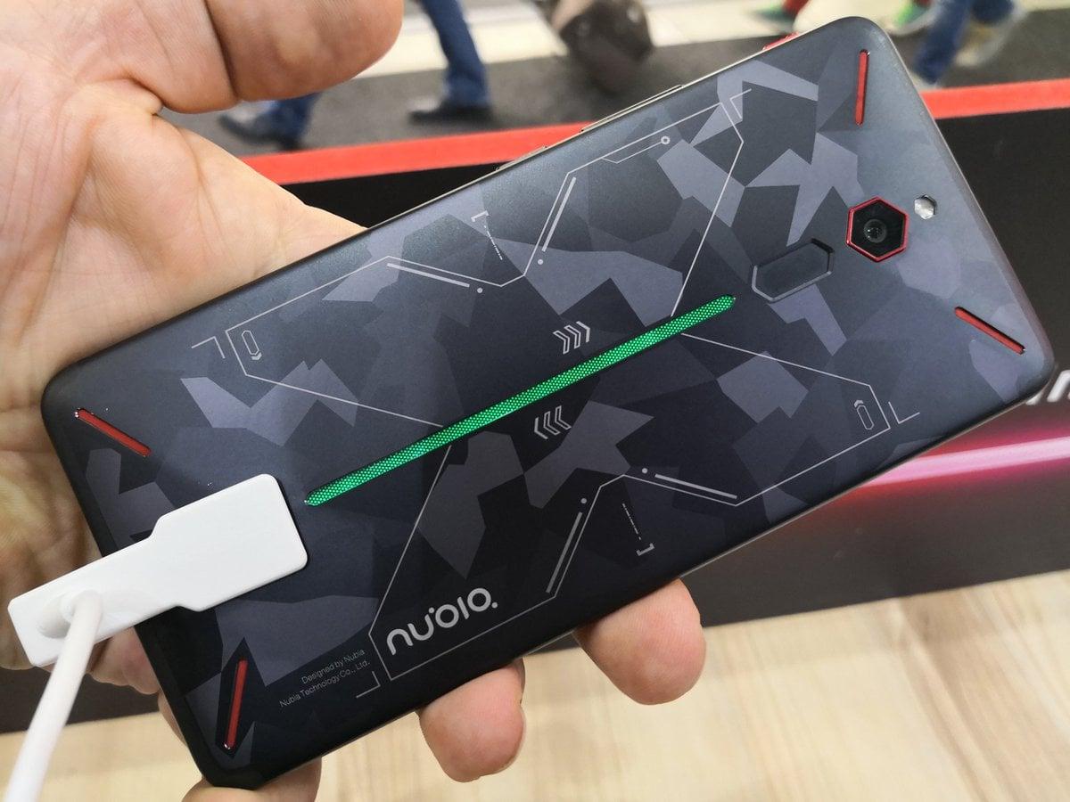 Tabletowo.pl Nubia nie chce pozostać w tyle - za kilka dni zaprezentuje nowy smartfon dla graczy Android Smartfony ZTE