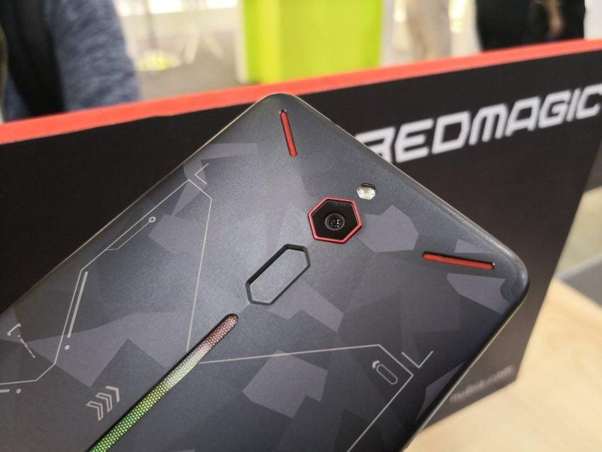 Nadchodzą następcy gamingowych smartfonów. Nubia szykuje Red Magic 2, a Razer zapowiada drugą generację Razer Phone'a 23