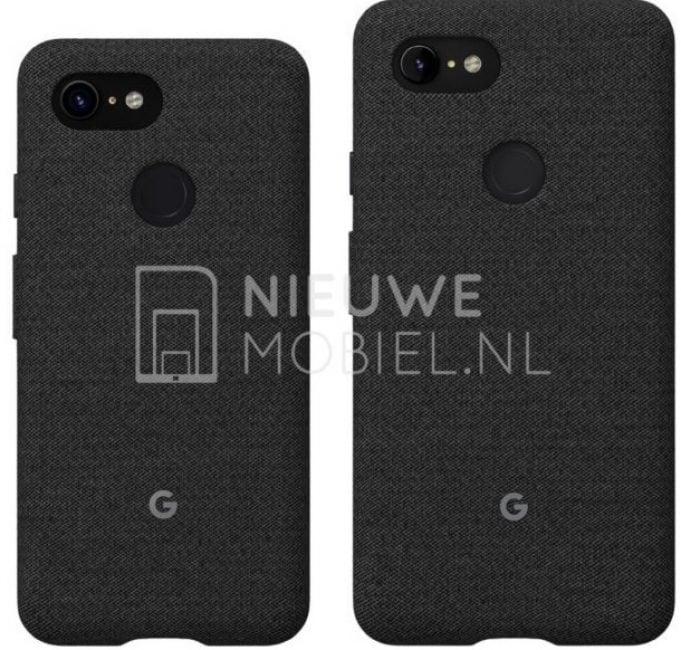 Tabletowo.pl Google Pixel 3 oraz Google Pixel 3 XL na oficjalnych zdjęciach. Wielki notch potwierdzony Android Google Smartfony