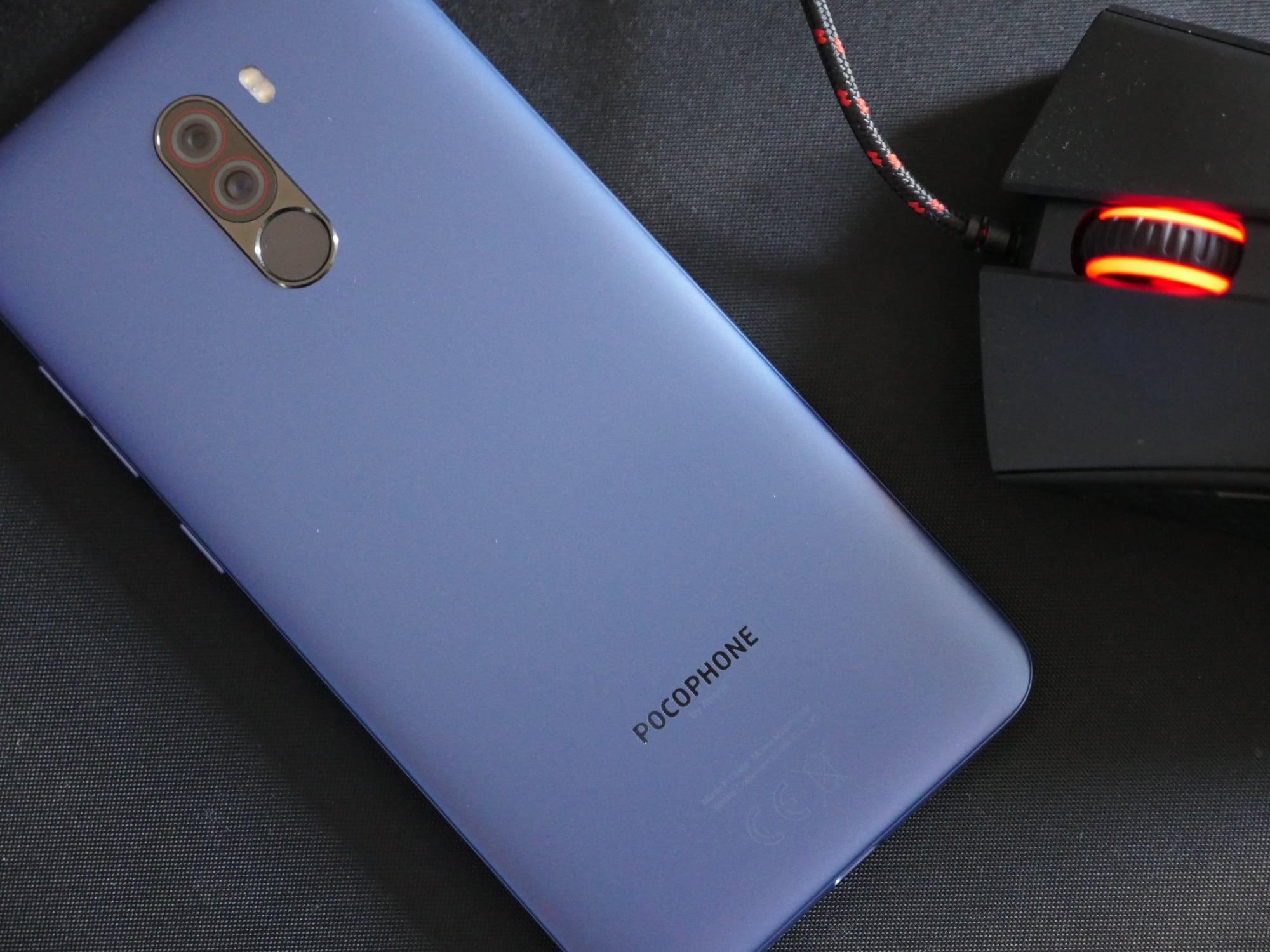 smartfon POCOPHONE F1 smartphone