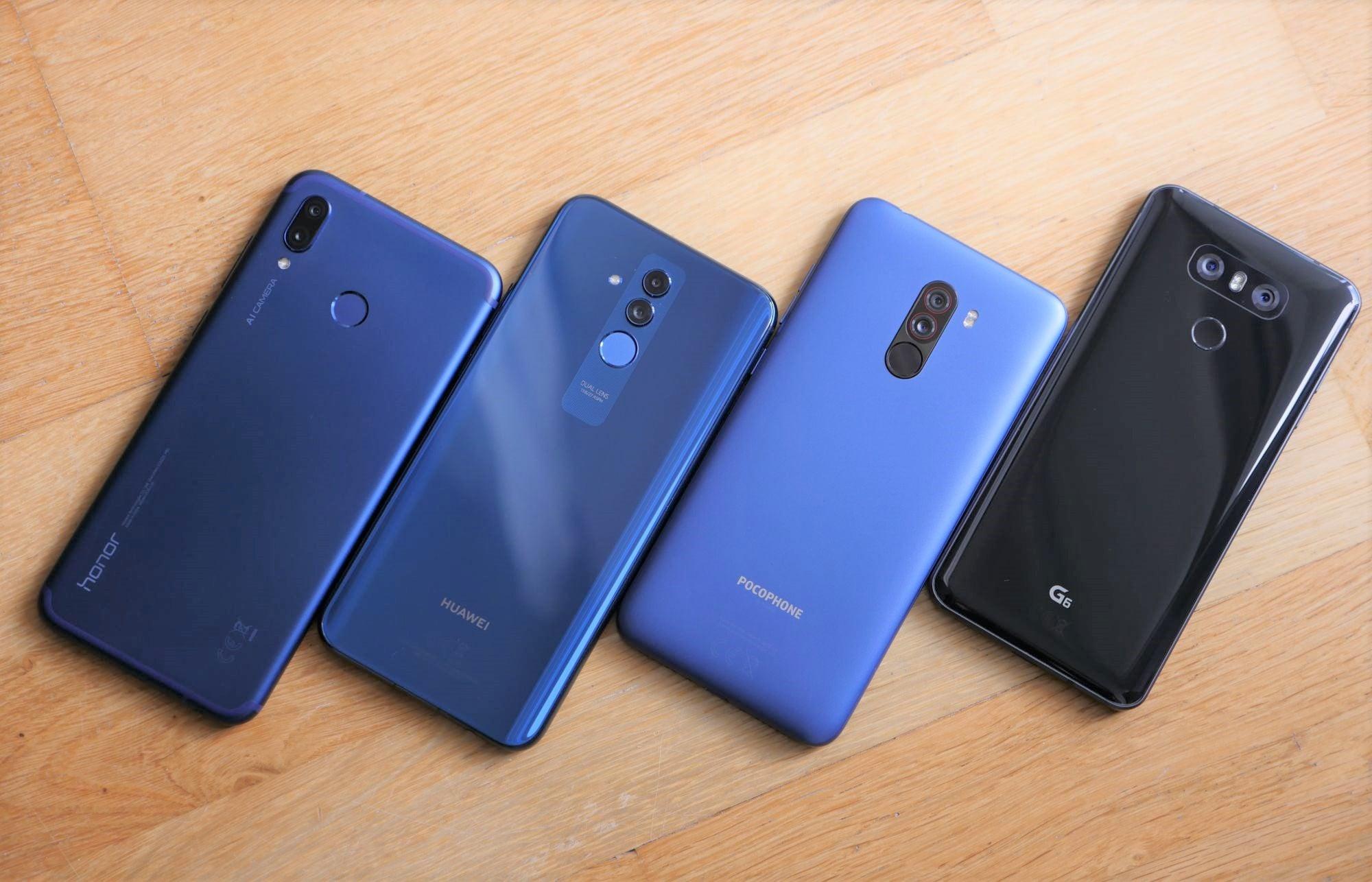 Jaki smartfon kupić do 1300 złotych? (marzec 2019) 21