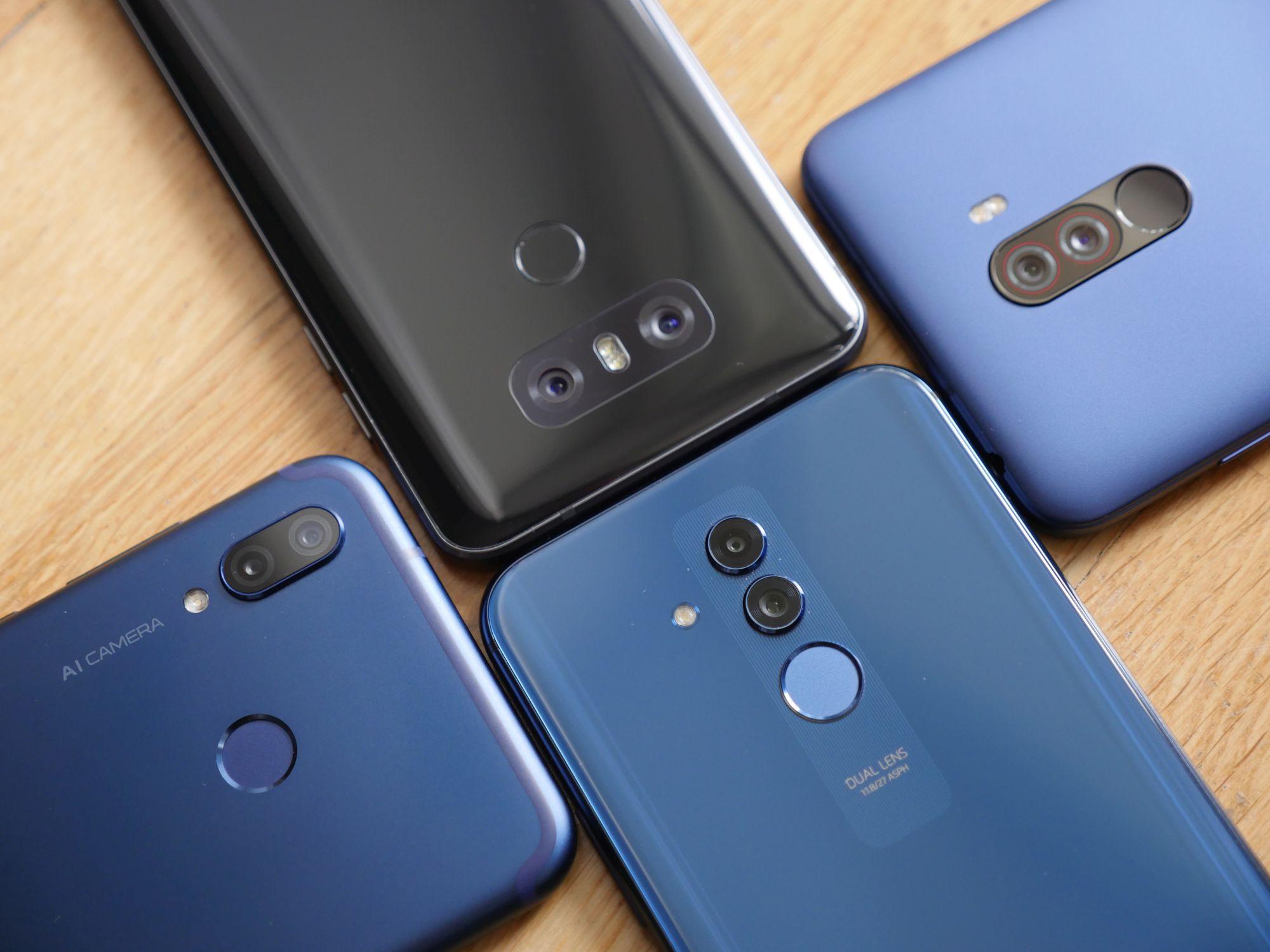 Najlepsze smartfony do 2500 złotych (maj 2019) 17