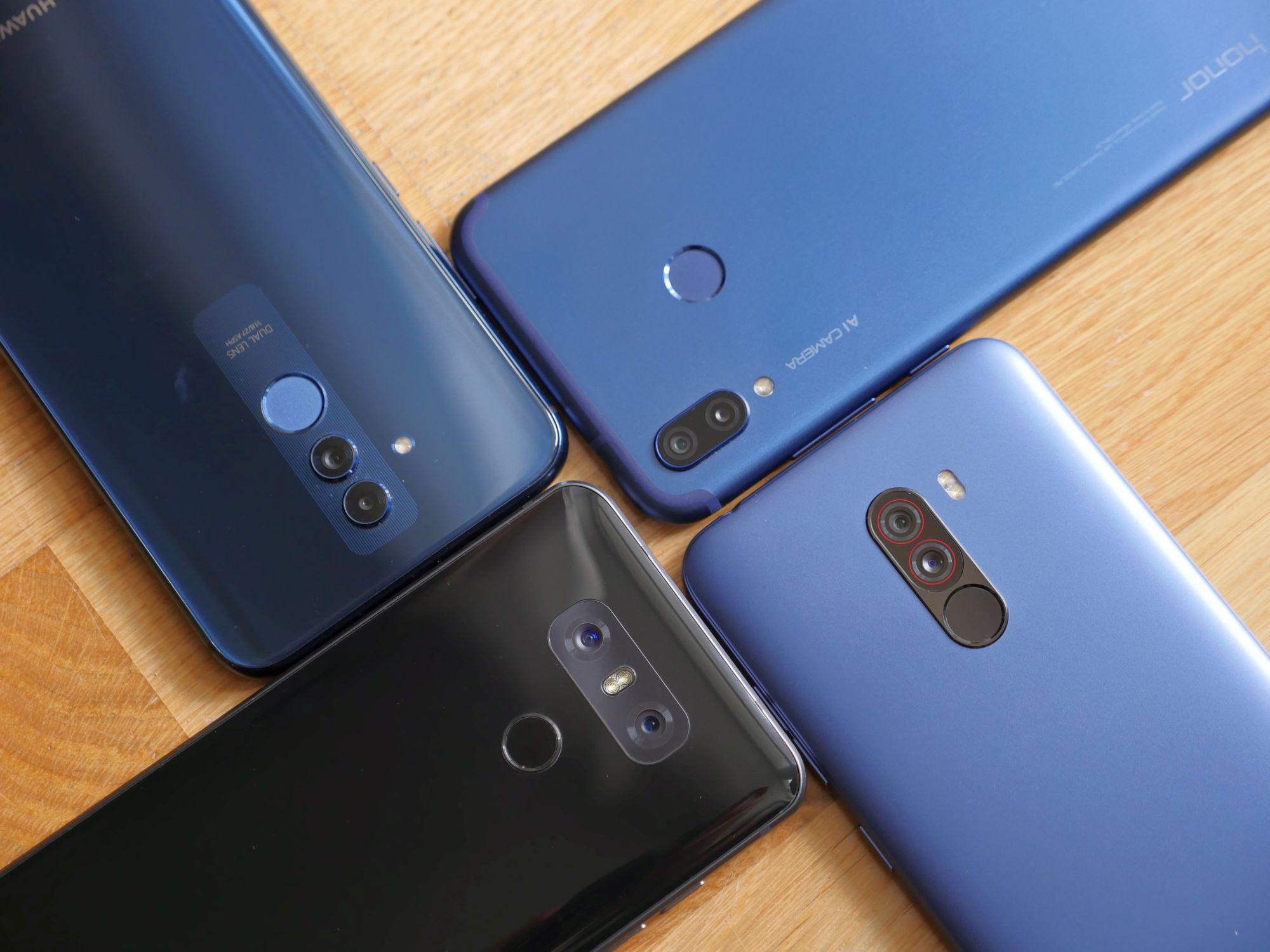 Wybór smartfona do 1000 złotych jest trudny, ale mam kilku faworytów 16