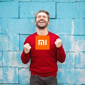 radość happy super Xiaomi logo