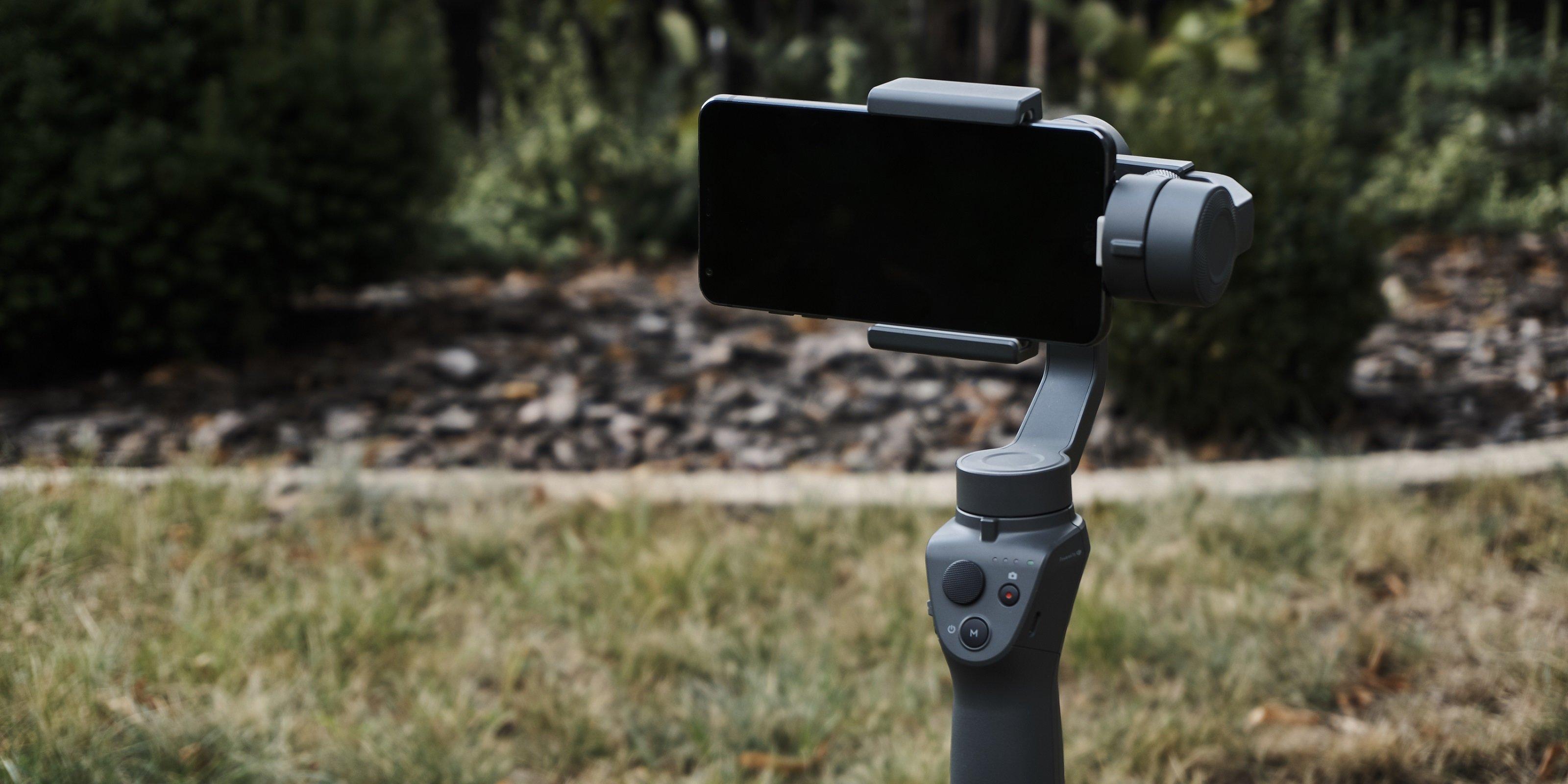 DJI Osmo Mobile 2 - gimbal kontra amator smartfonowej stabilizacji (recenzja) 21