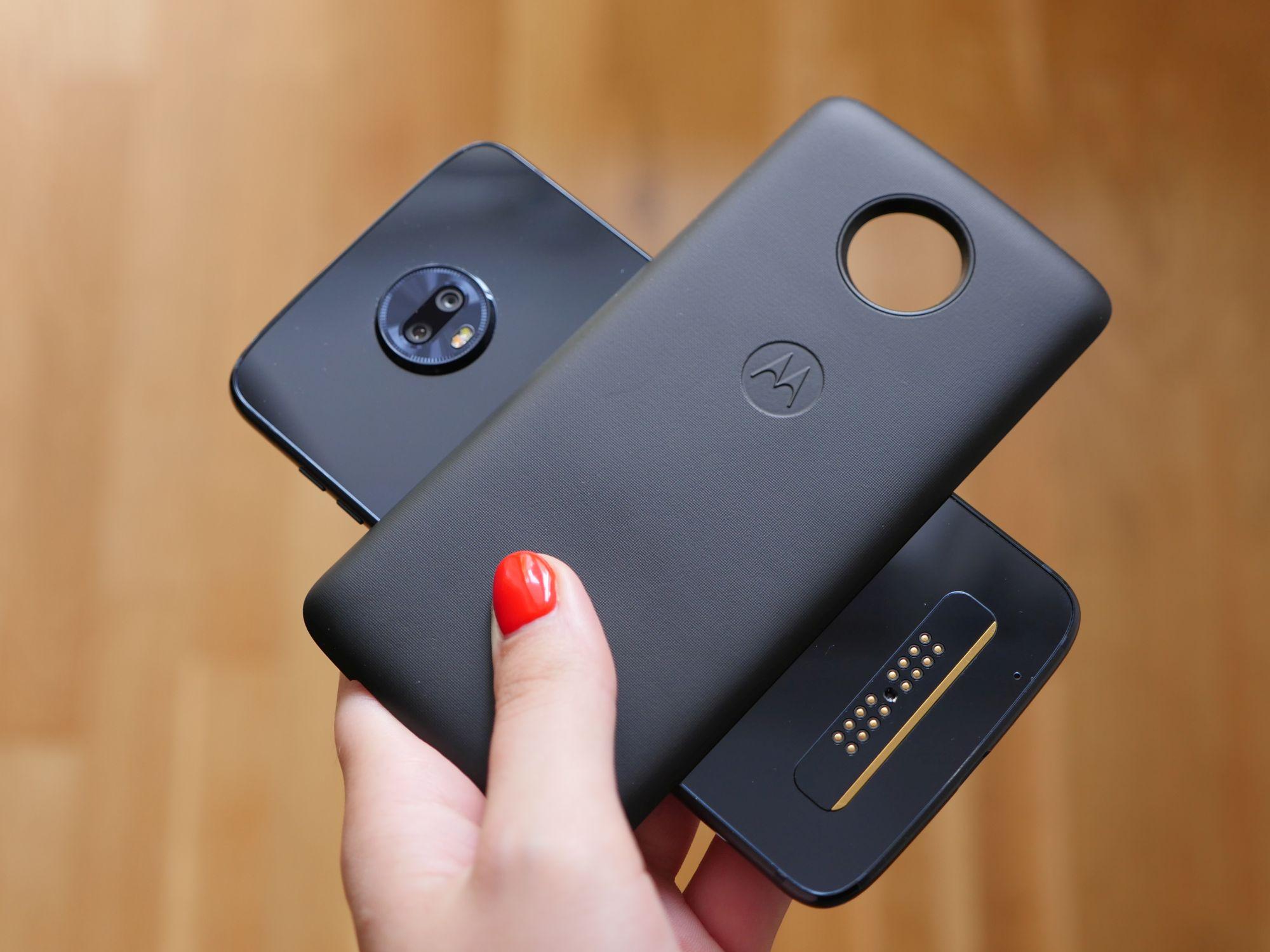 Recenzja Moto Z3 Play - jednego z wielu czy może jednak wyróżniającego się smartfona za dwa tysiące złotych? 27