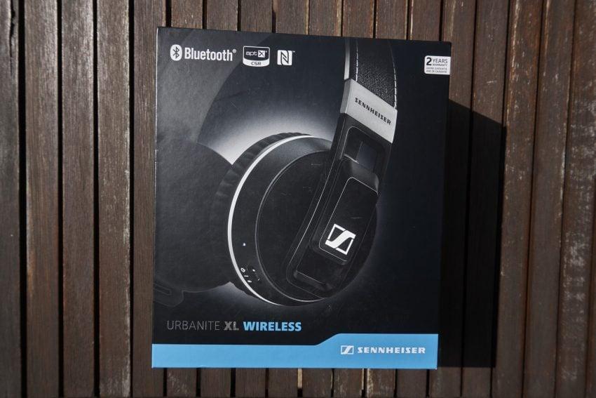 Recenzja Sennheiser Urbanite XL Wireless - miejski styl, klubowe brzmienia