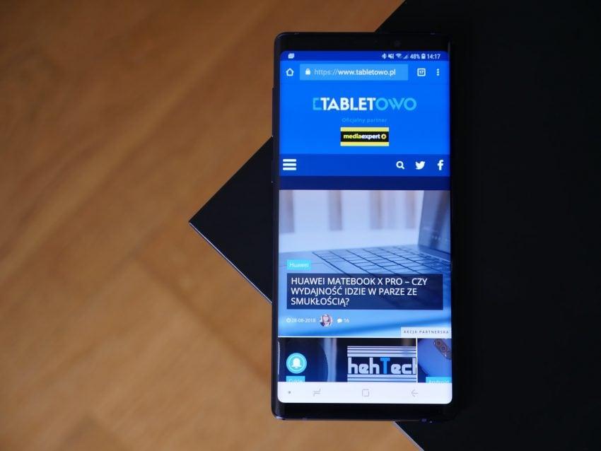 Tabletowo.pl Nie wiem, kto by chciał instalować LineageOS na Samsung Galaxy Note 9, ale jest taka opcja Android Oprogramowanie Smartfony
