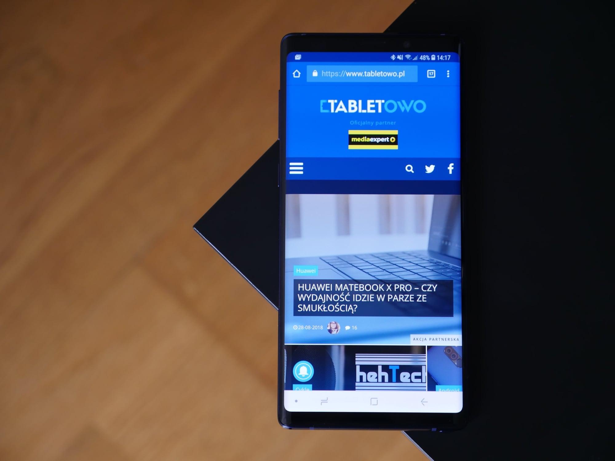 Promocja: Samsung Galaxy Note 9 i Huawei Mate 20 taniej nawet o 500 złotych