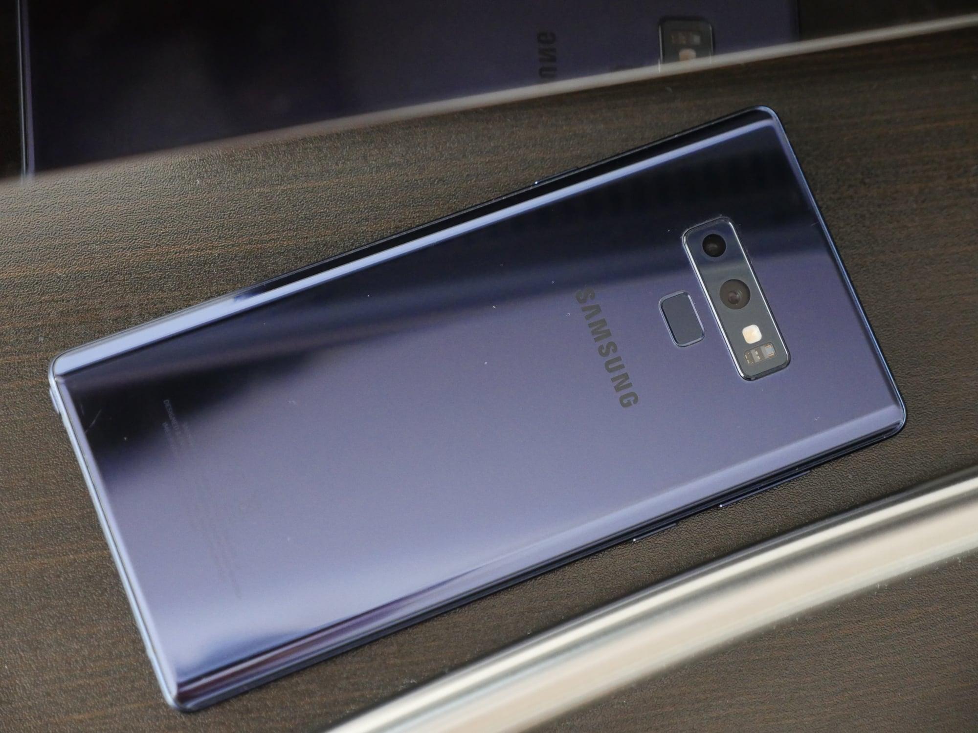 smartfon Samsung Galaxy Note 9