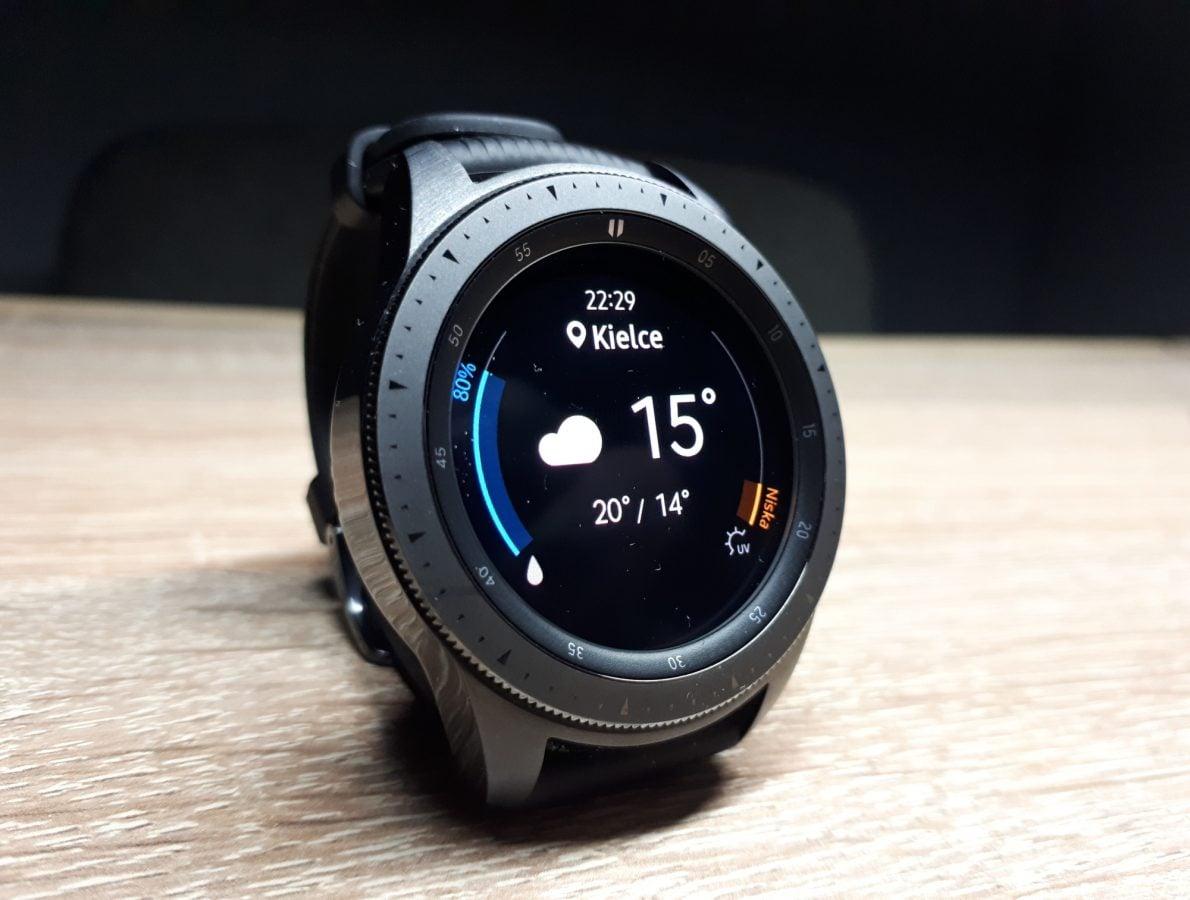 Samsung Galaxy Watch 3 na zdjęciach - ma coś, co wygląda jak obracany pierścień 21 galaxy watch 3