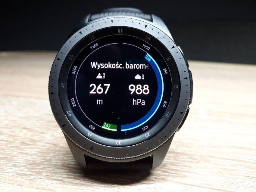 Samsung Galaxy Watch - smartwatch, który słusznie zwraca na siebie uwagę (recenzja) 22