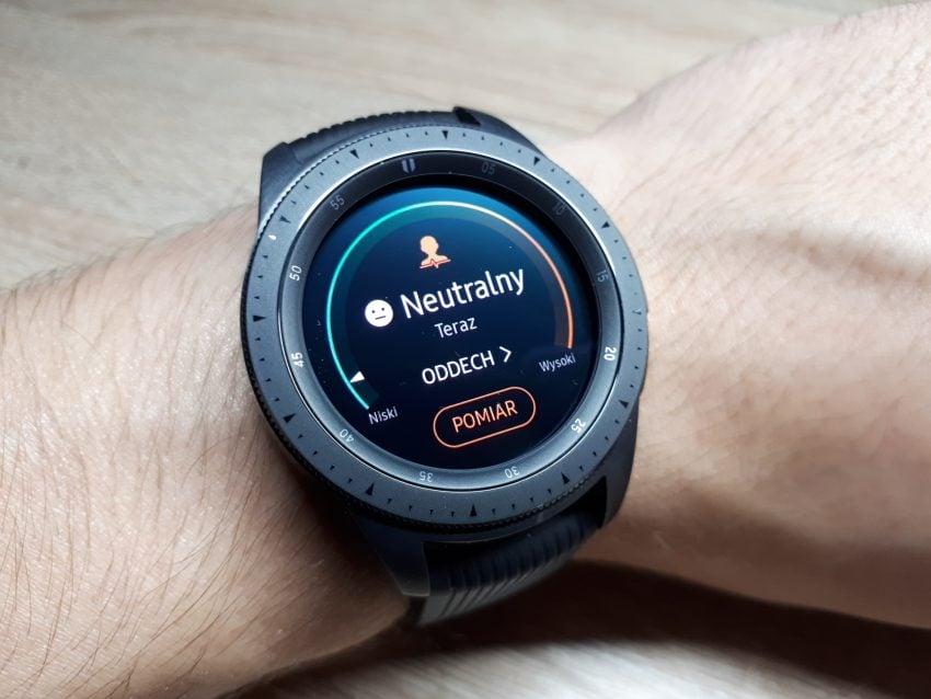 Samsung Galaxy Watch - smartwatch, który słusznie zwraca na siebie uwagę (recenzja) 23