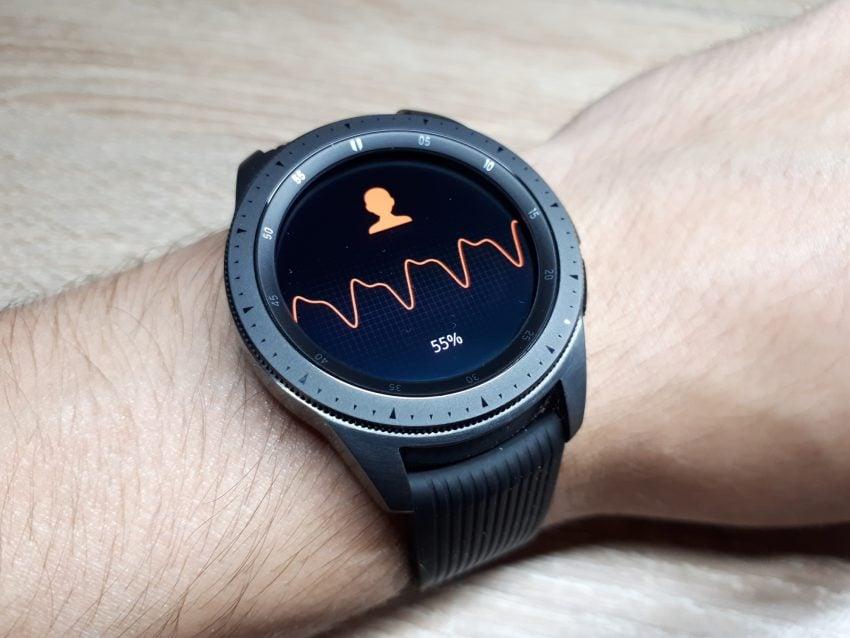Samsung Galaxy Watch - smartwatch, który słusznie zwraca na siebie uwagę (recenzja) 94