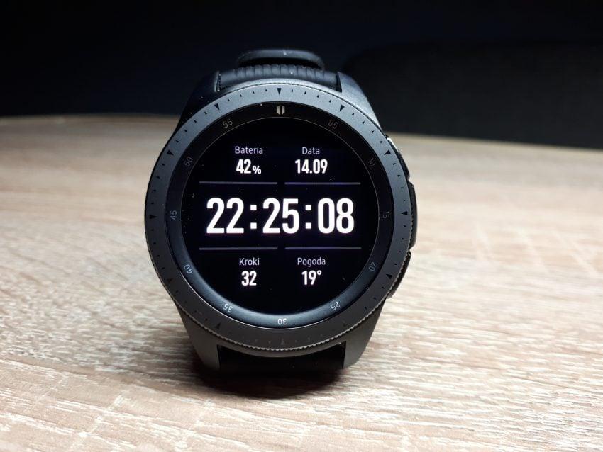 Samsung Galaxy Watch - smartwatch, który słusznie zwraca na siebie uwagę (recenzja) 92