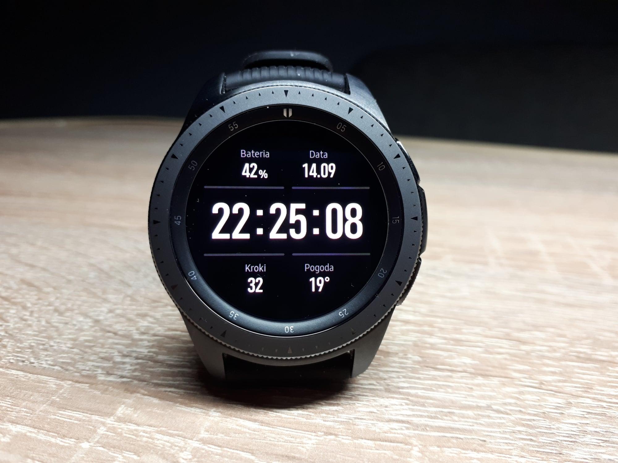 Tabletowo.pl Nie jestem zwolennikiem inteligentnych zegarków. Mimo to kupiłem Galaxy Watch Nowości Opinie Samsung Tizen Wearable
