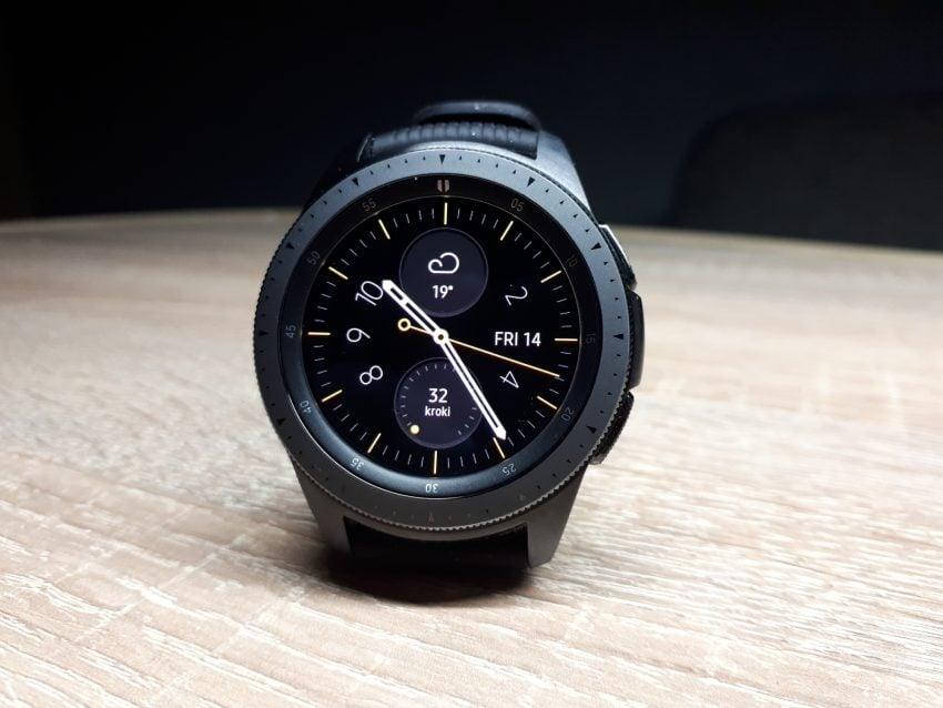Samsung Galaxy Watch - smartwatch, który słusznie zwraca na siebie uwagę (recenzja) 93