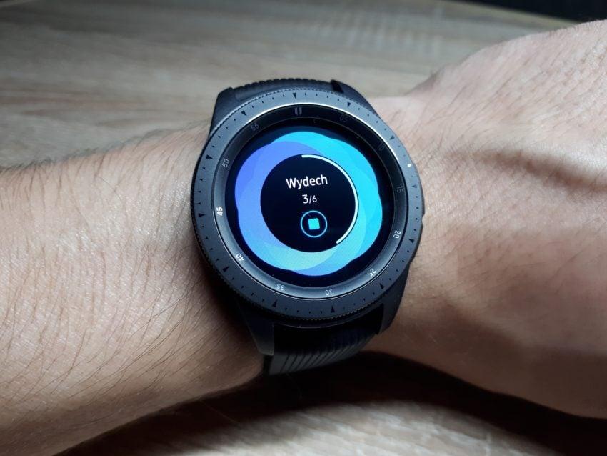 Samsung Galaxy Watch - smartwatch, który słusznie zwraca na siebie uwagę (recenzja) 90
