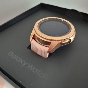 Samsung Galaxy Watch - smartwatch, który słusznie zwraca na siebie uwagę (recenzja) 95